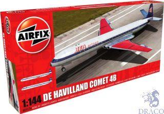 De Haviland Comet 4B 1/144 [Airfix]