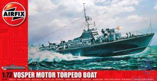 Vosper Motor Torpedo Boat 1/72 [Airfix]