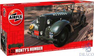 Monty's Humber Snipe Staff Car 1/32 [Airfix]