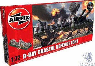 D-Day Coastal Defense Fort 1/72 [Airfix]