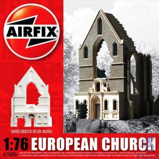 European Church 1/76 [Airfix]