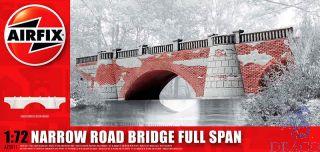 Narrow Road Bridge Full Span 1/72 [Airfix]
