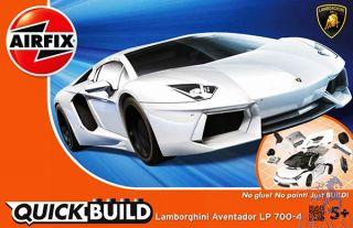 Lamborghini Aventador LP 700-4 QuickBuild [Airfix]