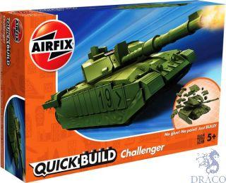 Challenger Tank Quickbuild  [Airfix]