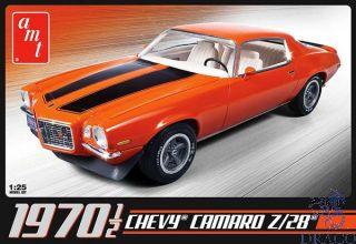 1970 1/2 Camaro Z/28 1/25 [AMT]