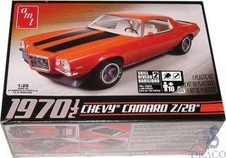 1970 1/2 Chevy Camaro Z28 1/25 [AMT]