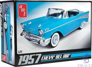 1957 Chevy Bel Air 1/25 [AMT]