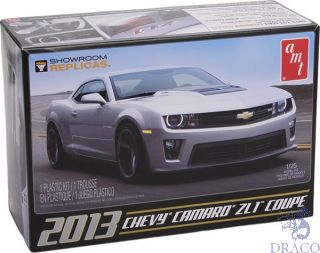 2013 Chevy Camaro ZL1 Coupe 1/25 [AMT]