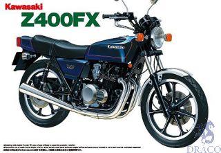 Kawasaki Z400FX 1979 1/12 [Aoshima]