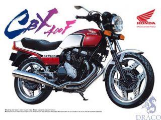 Honda CBX400F 1981 1/12 [Aoshima]