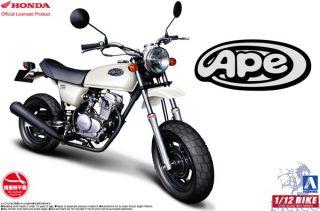 Honda APE50 2007 1/12 [Aoshima]