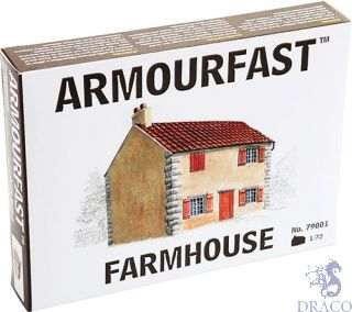 Farmhouse 1/72 [Armourfast]