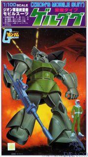 Gelgoog 1/100 [Bandai 1st Gundam]