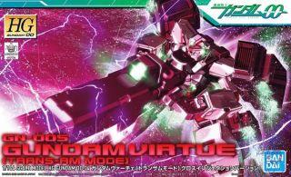 GN-005 Gundam Virtue (Trans-Am Mode) 1/144 [Bandai HGUC Gundam #34]