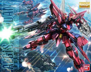 Aegis Gundam Z.A.F.T. Mobile Suit GAT-X303 1/100 [Bandai MGS Gundam  #161]