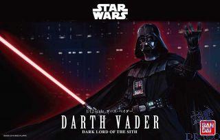 Darth Vader - Dark Lord of the Sith 1/12 [Bandai Star Wars]