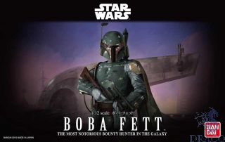 Boba Fett 1/12 [Bandai Star Wars]