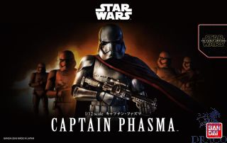 Captain Phasma 1/12 [Bandai Star Wars - The Force Avakens]