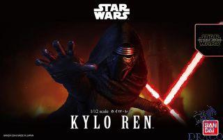 Kylo Ren 1/12 [Bandai Star Wars - The Force Avakens]