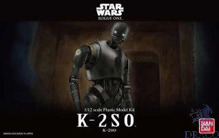 K-2SO 1/12 [Bandai Star Wars - Rogue One]