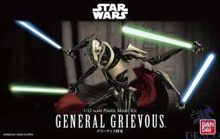 General Grievous 1/12 [Bandai Star Wars]