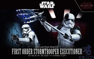 First Order Stormtrooper Executioner 1/12 [Bandai Star Wars - The Last Jedi]