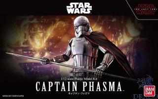 Captain Phasma 1/12 [Bandai Star Wars - The Last Jedi]