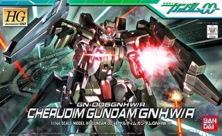 GN-006GNHW/R Cherudim Gundam GNHW/R 1/144 [Bandai HG00 Gundam #048]