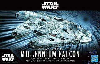 Millennium Falcon 1/144 [Bandai Star Wars - The Rise of Skywalker]
