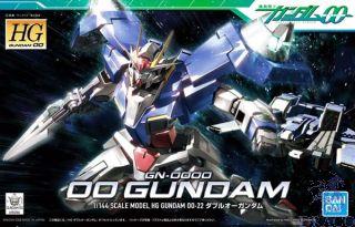 GN-0000 00 Gundam 1/144 [Bandai HG00 Gundam #22]