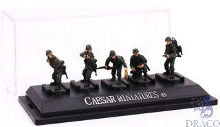 WWII German Army Set2 1/72 [Caesar Miniatures]