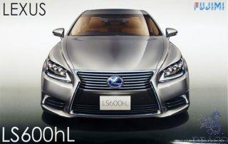 Lexus LS600hL 2013 1/24 [Fujimi]