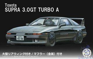 Toyota Supra 3.0GT Turbo A 1:24 [Fujimi]