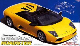 Lamborghini Murcielago Roadster 1:24 [Fujimi]
