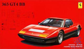 Ferrari 365 GT4 BB 1/24 (122809) [Fujimi]