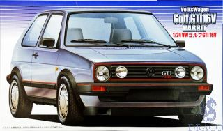Volkswagen Golf II GTI16V Rabbit 1:24 [Fujimi]