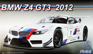 BMW Z4 GT3 2012 1/24 [Fujimi]