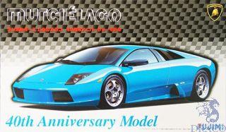 Lamborghini Murcielago 40th Anniversary 1:24 [Fujimi]