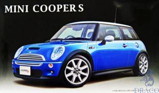 Mini Cooper S 1/24 [Fujimi]