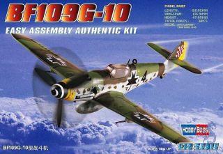 Me Bf109G-10 1/72 [Hobby Boss]