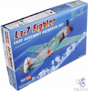 La-7 Fighter 1/72 [Hobby Boss]