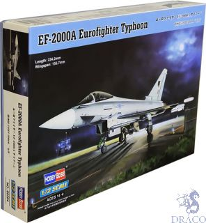 EF-2000A Eurofighter Typhoon  1/72 [Hobby Boss]