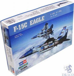 F-15C Eagle 1/72 [Hobby Boss]