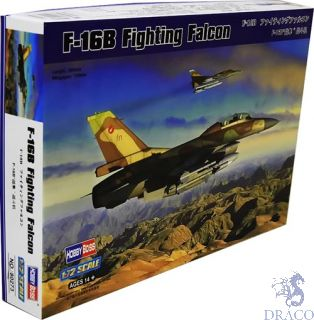 F16B Fighting Falcon 1/72 [Hobby Boss]