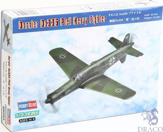 Dornier Do335 Pfeil Heavy Fighter 1/72 [Hobby Boss]