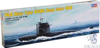 PLA Navy Type 039G Song Class SSG 1/200 [Hobby Boss]