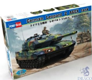 German Leopard 2 A6EX 1/35 [Hobby Boss]