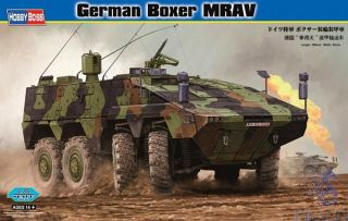German Boxer MRAV  1/35 [HobbyBoss]