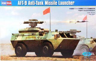 AFT-9 Anti-Tank Missile Launcher 1/35 [HobbyBoss]