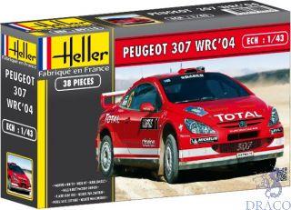 Peugeot 307 WRC'04  1/43 [Heller]